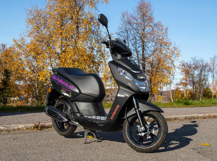 Moped utbildning